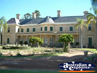 Dalby Jimbour House Jimba . . . CLICK TO ENLARGE