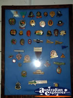 Miles Historical Village Patch Collection . . . CLICK TO ENLARGE
