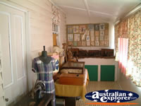 Miles Historical Village Display Room . . . CLICK TO ENLARGE