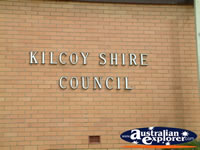 Kilcoy Shire Council . . . CLICK TO ENLARGE