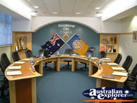 Gladstone Council Chambers . . . CLICK TO ENLARGE