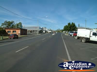 Springsure Main Street . . . CLICK TO ENLARGE