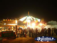 Springsure Show at Night . . . CLICK TO ENLARGE