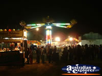 Springsure Show Rode at Night . . . CLICK TO ENLARGE