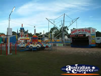 Springsure Show Carnival Rides . . . CLICK TO ENLARGE