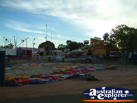 View of Springsure Show . . . CLICK TO ENLARGE