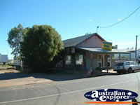 Rolleston Corrugated Cuisine Cafe . . . CLICK TO ENLARGE