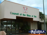 Esk Shire Council . . . CLICK TO ENLARGE