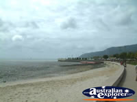 View over Cairns Beach . . . CLICK TO ENLARGE