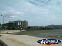 Beach in Cairns . . . CLICK TO ENLARGE