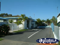 Yeppoon Motel Entrance . . . CLICK TO ENLARGE