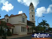 Bundaberg Post Office . . . CLICK TO ENLARGE