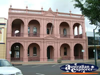 School of Arts in Bundaberg . . . CLICK TO ENLARGE