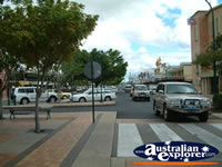 Cars on Bundaberg Street . . . CLICK TO ENLARGE