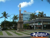 Bundaberg War Memorial . . . CLICK TO ENLARGE