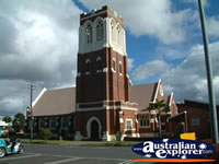 Lovely Church in Bundaberg . . . CLICK TO ENLARGE