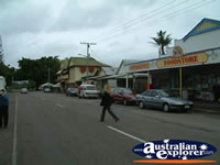 Miriam Vale Street and Shops . . . CLICK TO ENLARGE