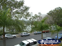 Rockhampton River from Customs House . . . CLICK TO ENLARGE