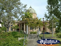 Rockhampton Customs House from Riverbank . . . CLICK TO ENLARGE