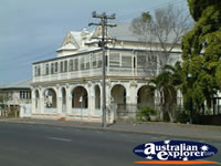 Rockhampton Old Building . . . CLICK TO ENLARGE