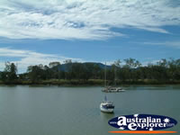 View of Rockhampton River . . . CLICK TO ENLARGE