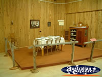 Surat Cobb & Co Changing Station Dining Room Display . . . CLICK TO ENLARGE