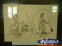 Surat Cobb & Co Changing Station Caricature Drawings . . . CLICK TO ENLARGE
