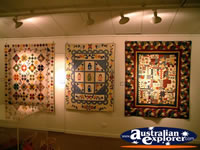 Surat Cobb & Co Changing Station Quilt Display . . . CLICK TO ENLARGE