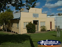 Taroom Cwa Building . . . CLICK TO ENLARGE