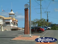 Mt Morgan Town Clock . . . CLICK TO ENLARGE