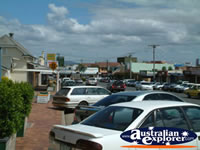 Busy Beaudesert Street . . . CLICK TO ENLARGE