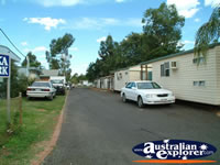 St George Kamarooka Tourist Park Cabins . . . CLICK TO ENLARGE