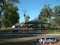 Mitchell Caravan Park . . . CLICK TO ENLARGE
