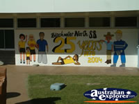Blackwater State School Mural . . . CLICK TO ENLARGE
