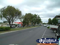 View Down Mareeba Street . . . CLICK TO ENLARGE