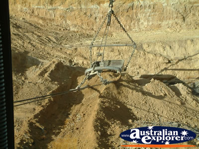 Norwich Park Mine Dragline In Dysart Qld Photograph
