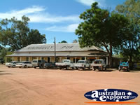Nindigully Pub in Outback . . . CLICK TO ENLARGE