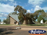 Cunnamulla St Albans Church . . . CLICK TO ENLARGE