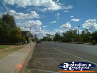 Cunnamulla Streets . . . CLICK TO ENLARGE