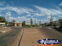 Great shot of a Cunnamulla Street . . . CLICK TO ENLARGE