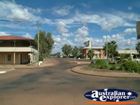 Cunnamulla Roundabout . . . CLICK TO ENLARGE