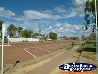 Carparking on a Cunnamulla Street . . . CLICK TO ENLARGE