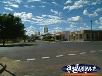 Street in Cunnamulla . . . CLICK TO ENLARGE