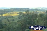 View Of Atherton Tablelands . . . CLICK TO ENLARGE
