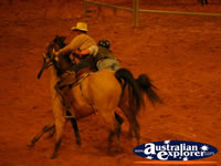 Australian Outback Spectacular Horseback Stunts . . . CLICK TO ENLARGE