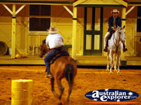 Australian Outback Spectacular Horses on the Ranch . . . CLICK TO ENLARGE