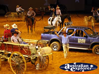 Australian Outback Spectacular Cast . . . CLICK TO ENLARGE