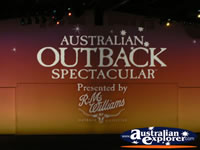 Australian Outback Spectacular . . . CLICK TO ENLARGE