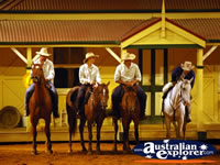 Australian Outback Spectacular Yellow Team . . . CLICK TO ENLARGE