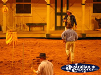 Australian Outback Spectacular on the Ranch . . . CLICK TO ENLARGE